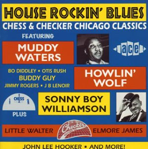 V a house rockin blues chess checker chicago classic for Chicago house music classics