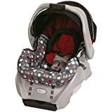 Graco Snugride Classic Connect Infant Car Seat, Dotastic (Discontinued by Manufacturer)