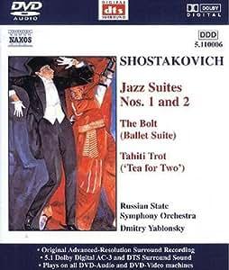 Jazz Suiten Nr.1+2 [DVD-AUDIO]