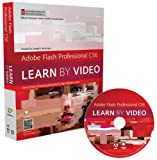 Video2brain Adobe Flash Professional CS6: Learn by Video: Core Training in Rich Media Communication