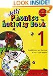 Jolly Phonics Activity Book 1-7