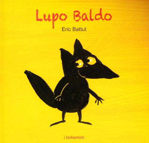Lupo Baldo Book Cover