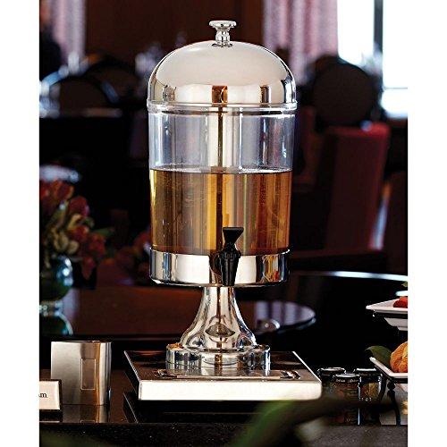 American Metalcraft (JUICE1) 8-1/2 qt Stainless Steel Beverage Dispenser (Cafeteria Juice Dispenser compare prices)