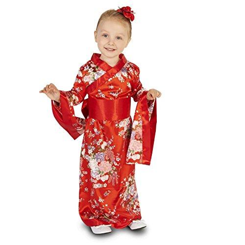 [Kimono Toddler Costume 2-4T] (Halloween Costumes Asian)