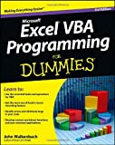 img - for Excel VBA Programming For Dummies (For Dummies (Computer/Tech)) book / textbook / text book