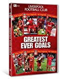 echange, troc Liverpool's Greatest Ever Goals [Import anglais]