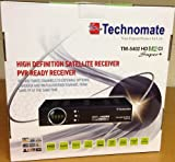 Technomate TM-5402 HD M2 CI Super+ High Definition Satellite Receiver PVR Ready
