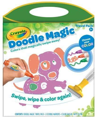 Crayola Doodle Magic Travel Pack by Crayola - 1