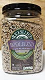Rice Select Royal Blend with Flaxseed - 46 ounce container