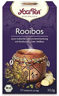 Yogi Tea Bio Yogi Tea Rooibos Bio (1 x 17 Btl) von Pronatec AG bei Gewürze Shop
