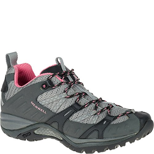 Merrell Women's Siren Sport 2 Hiking Shoe,Black/Pink,9 M US