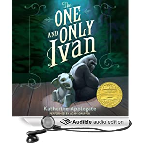 Amazon com the one and only ivan audible audio edition katherine