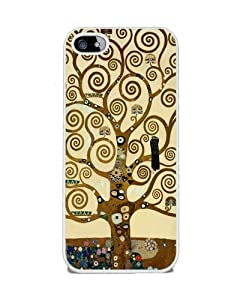 Tree of Life by Klimt - iPhone 5 or 5s Cover, Cell Phone Case - White
