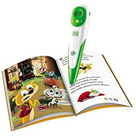 LeapFrog®  Tag Reading System