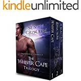 The Whisper Cape Trilogy Box Set: A Steamy, Supernatural Romance. (A Sexy Teleporting Private Investigator)