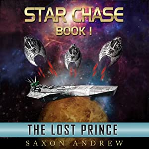 Star Chase - The Lost Prince Audiobook