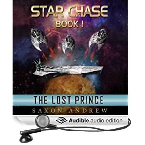 Star Chase - The Lost Prince: Star Chase, Book One (Unabridged)