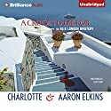 A Cruise to Die For: An Alix London Mystery, Book 2 (       UNABRIDGED) by Charlotte Elkins, Aaron Elkins Narrated by Kate Rudd