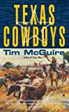 img - for Texas Cowboys book / textbook / text book