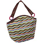 Nashville Insulated Lunch Bag - Multi Stripe