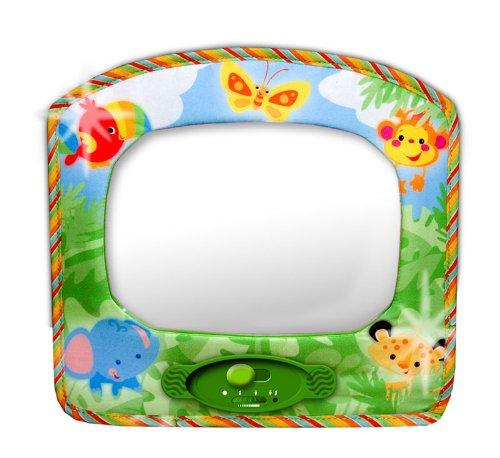 Fisher-Price Rainforest Deluxe Mobile Mirror