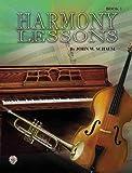 Harmony Lessons, Bk 1: Note Speller 3: 0 (Schaum Method Supplement)