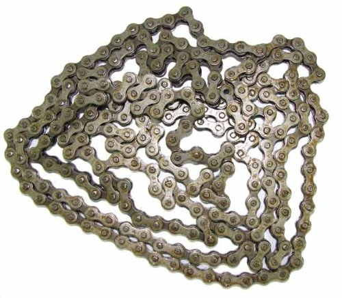 Roller Chain: (10) Feet of #41 with a Master link, 1/2