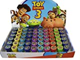 Disney (6pc Assorted) Buzz and Woody Toy Story Stamps - Toy Story Stamp Set (Assorted Design 6pc)