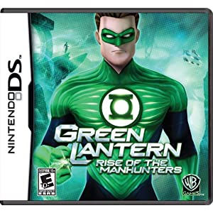 516Nx%2BGR3WL. AA300  Download Green Lantern: Rise of The Manhunters 2011  Nintendo DS