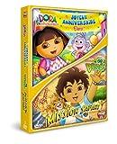 echange, troc Dora l'exploratrice - Joyeux anniversaire Dora ! + Go Diego! - Vol. 3 : Mission safari !