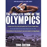 The Complete Book of the Olympics: 2008 Editionby David Wallechinsky