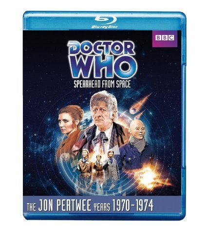 Doctor Who: Spearhead from Space (Story 51) Blu-ray Edition by BBC Home Entertainment
