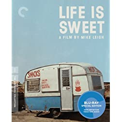 Life Is Sweet (Criterion Collection) [Blu-ray]