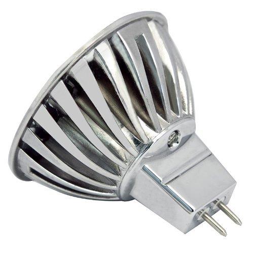 Hero led mr16 gu5 3 low voltage 12v bi pin base led for Led replacement bulbs for landscape lights