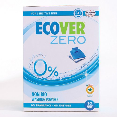 Ecover Zero Washing Powder (Box of 3 x 1.88 kg)