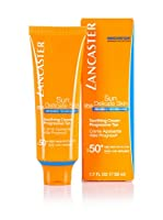 LANCASTER Crema Protectora Solar Sun Delicate Skin SPF50 50 ml