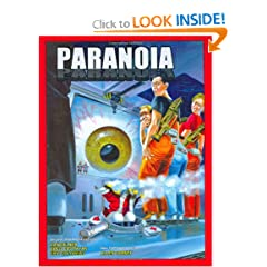 Paranoia (RPG Rulebook) by Allen Varney