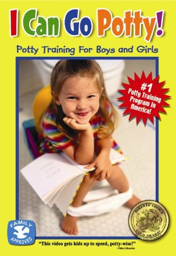 I Can Go Potty [DVD] [Region 1] [US Import] [NTSC]