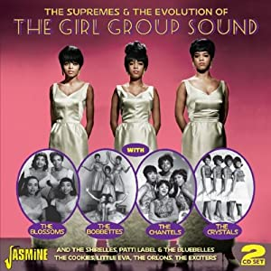 Supremes & the Evolution of the Girl Group Sound