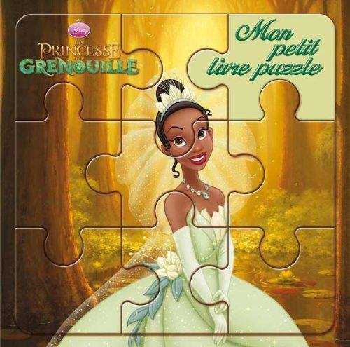 la princesse et la grenouille  mon petit livre puzzle  Collectif, grand format