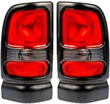 This is a Brand New Tail Light Pair. It is a direct replacement and comes ready to install. Fits models without Sport Package. Includes 1 Driver Side (Left) and 1 Passenger Side (Right). 1994-2001 Fits 1500 2500 3500, 2002 Fits 2500 3500.