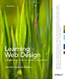 img - for Learning Web Design: A Beginner's Guide to HTML, CSS, JavaScript, and Web Graphics by Jennifer Niederst Robbins (2012) Paperback book / textbook / text book