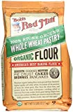 Bob's Red Mill Organic Pastry Flour Whole Wheat, 5 lbs
