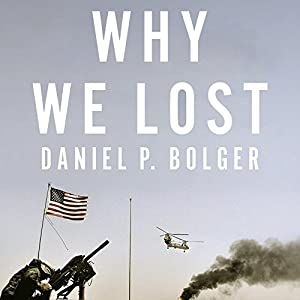 Why We Lost Audiobook