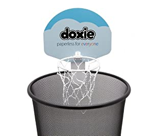Doxieball Basketball Trash Can Game Toys
