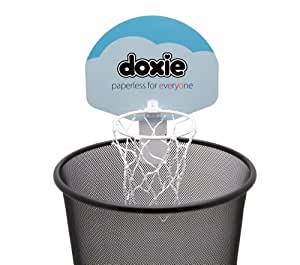 Doxieball basketball trash can game toys games - Garbage can basketball hoop ...
