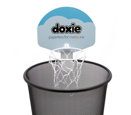 DoxieBall - Basketball Trash Can Game - 1