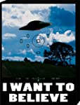 1art1 70547 UFOs - I Want To Believe,...