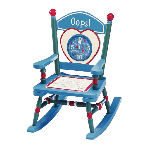 Levels Of Discovery Time Out Mini Rocker Green BlueB0000A9858 : image
