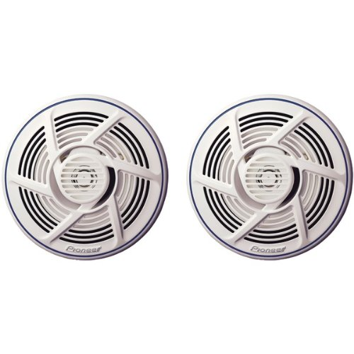 Pioneer Ts-Mr1640 Pioneer Ts-Mr1640 6 1/2 Inch 2-Way Marine Speakers